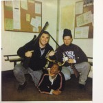 Chicago PD cops posed for photo standing over black man dressed in antlers