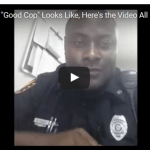 Brave Cop Speaks Out Against Police Brutality On U.S. Citizens [VIDEO]