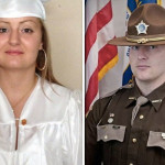 Teacher Tries To Leave Party, Cop Jumps On Hood of Her Car, Opens Fire and Kills Her
