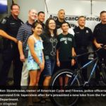 Farmington Hills police replace bike stolen from 13-year-old