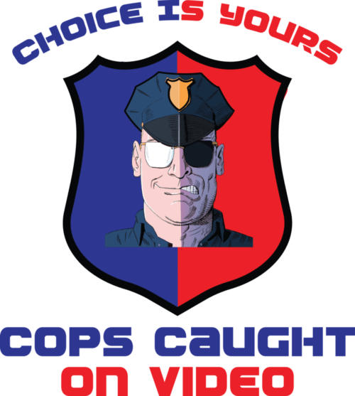 Cops Caught On Video Logo