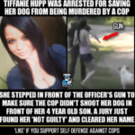 Mom Arrested for Saving Her Dog From Being Murdered by a Cop Found NOT GUILTY