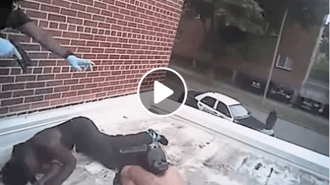 Wisconsin Cops Shoot Unarmed Man