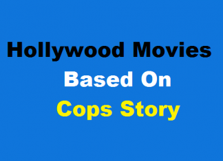 Hollywood Movies based on Cops Story